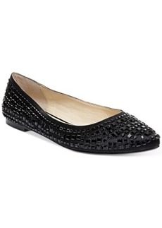 Betsey Johnson Coco Evening Flats Women's Shoes
