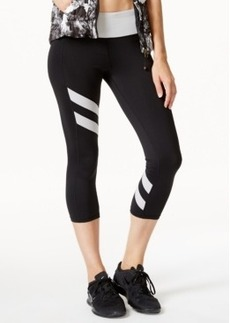 Betsey Johnson Colorblock Cropped Leggings