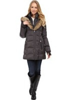 Betsey Johnson Corset Side Puffer