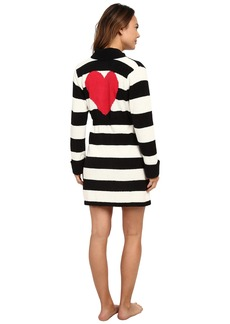 Betsey Johnson Cozy Sweater Robe