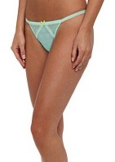 Betsey Johnson Daisy Mesh Bikini 721317