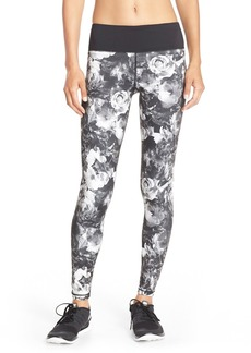 Betsey Johnson 'English Rose' Floral Leggings