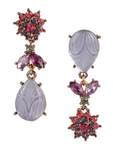 BETSEY JOHNSON Fall Follies Drop Earrings