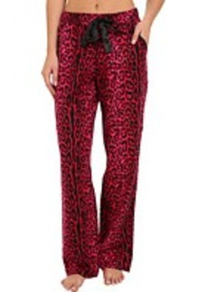Betsey Johnson Flannel Pant