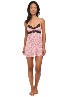 Betsey Johnson Floral Lace Babydoll