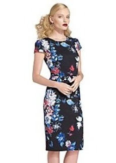 Betsey Johnson® Floral Print Sheath Dress