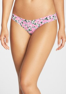 Betsey Johnson 'Forever Perfect' Thong (3 for $30)