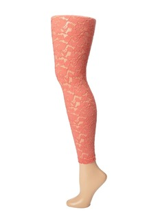 Betsey Johnson Girly Lace Legging
