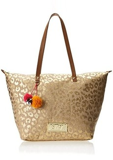 Betsey Johnson Glam-A-Zon Tote