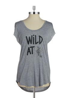 BETSEY JOHNSON Graphic Tee