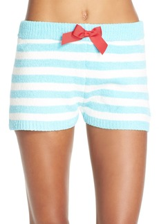 Betsey Johnson Heart Stripe Shorts