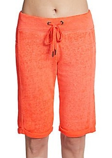 Betsey Johnson Knit Bermuda Shorts