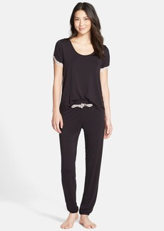 Betsey Johnson Knit Pajamas