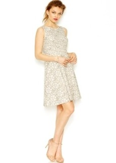 Betsey Johnson Lace A-Line Dress