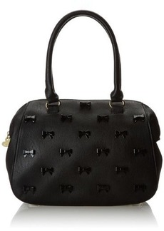 Betsey Johnson Little Bow Chic Satchel
