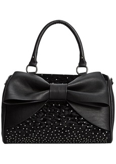Betsey Johnson Macy's Exclusive Satchel