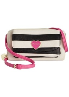 Betsey Johnson Macy's Exclusive Wallet On A String Crossbody