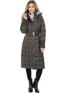 Betsey Johnson Maxi Puffer