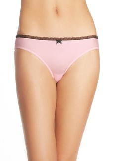 Betsey Johnson 'Novelty Heart' Bikini (3 for $30)