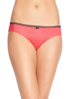 Betsey Johnson 'Novelty Heart' Bikini