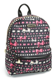 Betsey Johnson Nylon Backpack