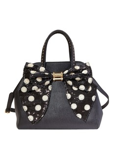 BETSEY JOHNSON Oh Bow Satchel