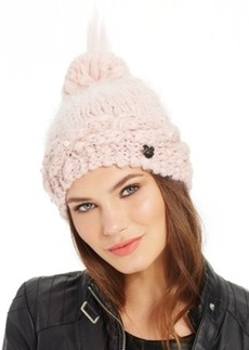 Betsey Johnson Pearly Girl Hat