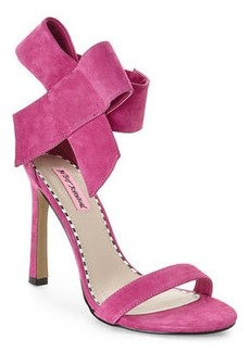 betsey johnson Pink Friskyy Sandals