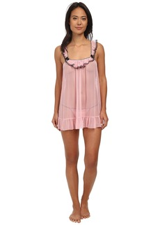 Betsey Johnson Point Desprit Babydoll