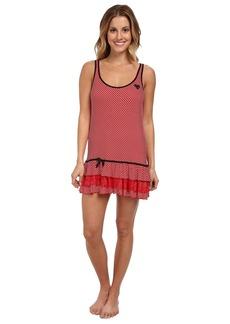 Betsey Johnson Rayon Knit Slip