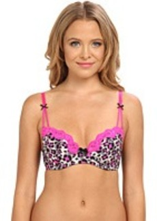 Betsey Johnson Retro Glamour Demi Bra 723700