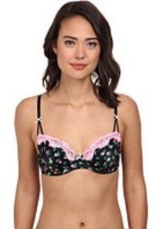 Betsey Johnson Retro Glamour Demi Bra J3927
