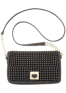 Betsey Johnson Rhinestone Shoulder Bag