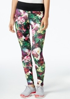 Betsey Johnson Rose-Print Leggings