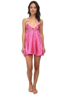 Betsey Johnson Satin Slip