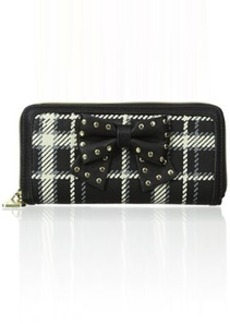 Betsey Johnson Sincerely Yours Zip Around BJ34020 Wallet