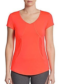 Betsey Johnson Sleek Contoured Tee