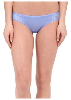 Betsey Johnson Slinky Knit Ruched Back Bikini 721802