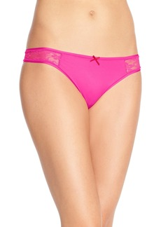 Betsey Johnson 'Slinky' Thong (3 for $30)