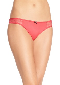 Betsey Johnson 'Slinky' Thong
