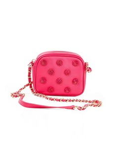 BETSEY JOHNSON Smell The Roses Crossbody Bag