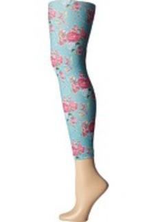 Betsey Johnson St. Barts Floral Legging