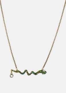 Betsey Johnson 'St. Barts' Pendant Necklace