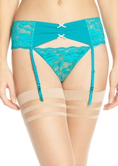 Betsey Johnson 'Starlet' Garter Belt