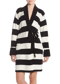 Betsey Johnson Sweater Robe