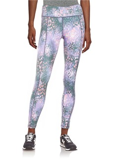 BETSEY JOHNSON Tie-Dyed Active Pants