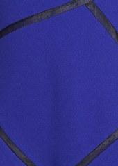 Betsey Johnson Trim Detail Fit & Flare Dress