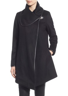Betsey Johnson Turnlock Closure Coat