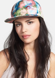 Betsey Johnson 'Wild Blooms' Baseball Cap