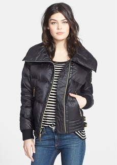 Betsey Johnson Wing Collar Down Jacket (Online Only)